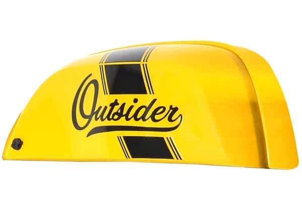 Outsider Tank  Yellow