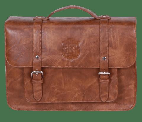 Fietstas Bruin Vintage leather